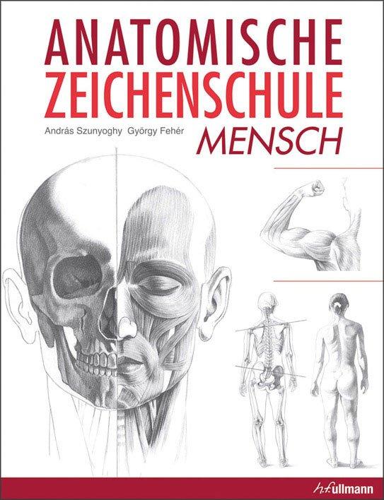 Anatomische Zeichenschule Menschen zeichnen