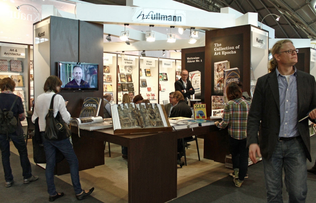 Messestand - h.f.ullmann