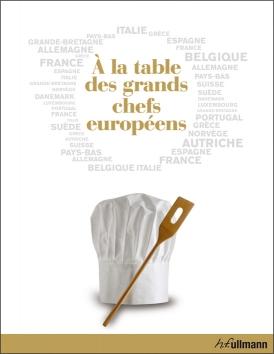 À la table des grands chefs européens