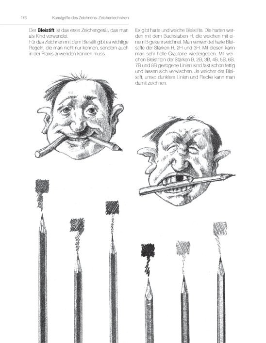 Portrait Zeichnen Lernen Mit Zeichenprofi András Szunyoghy