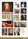 Geschichte der Musik - von der Antike bis heute