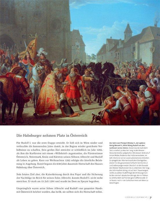 Das Haus Habsburg Geschichte einer bedeutenden Dynastie