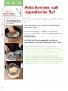 Japan! - Japanische Küche  Die Grundlagen