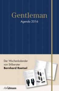 Gentleman Agenda 2016 - Taschenkalender für modebewusste Männer
