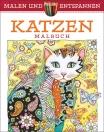 Malen und entspannen: Katzen