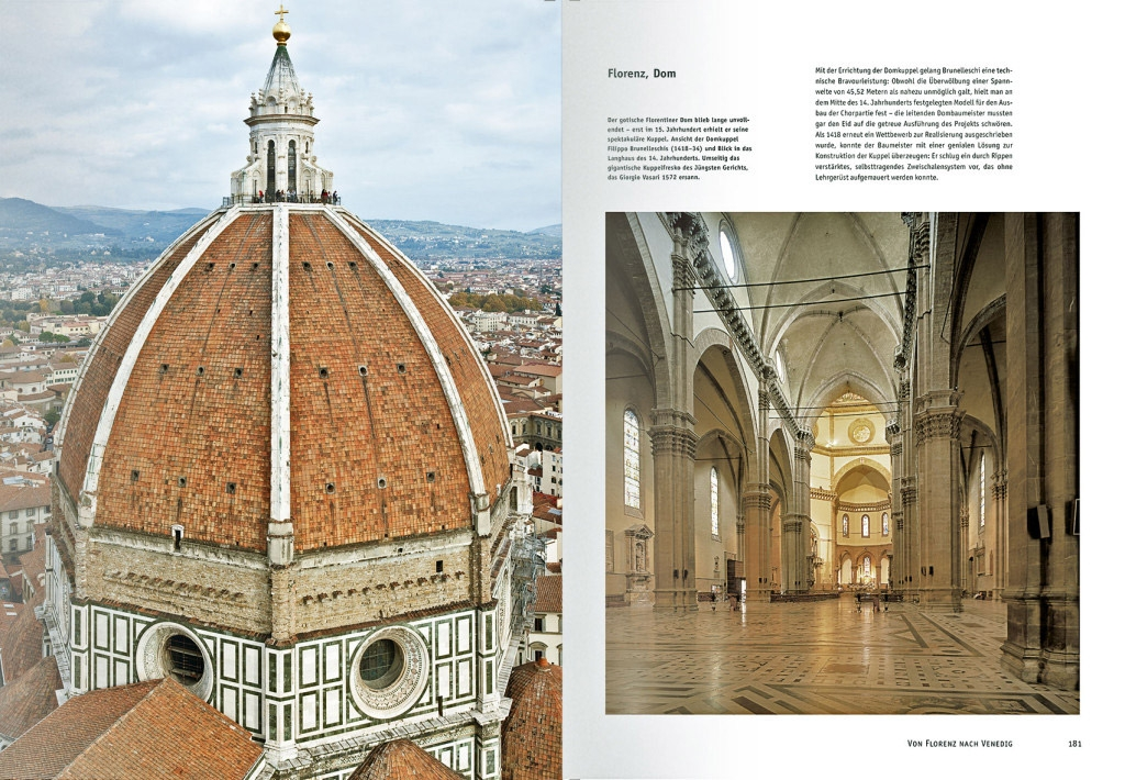 Der Florentiner Dom: Kuppel und Innenraum