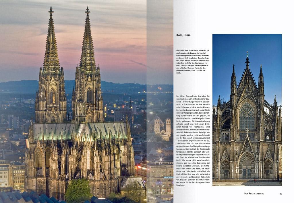 Der Kölner Dom - Meisterwerk der gotischen Architektur