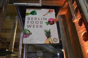 Die Berlin Food Week im Kraftwerk