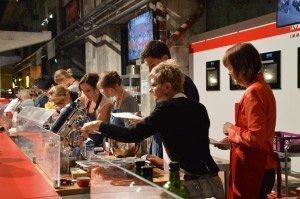 Aktionsküche - Interaktives Kochen mit den Profis