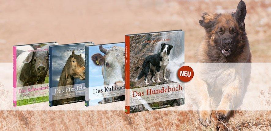 """Unsere Buchreihe """"Tiere auf dem Land"""""""
