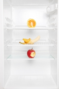 Leerer Kühlschrank? © harmpeti/ iStockphoto