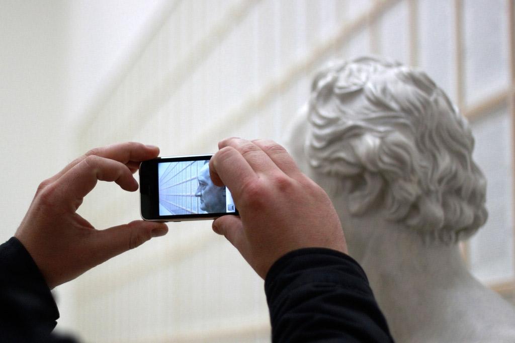 Eröffnet neue Perspektiven: das Museum für Moderne Kunst (Foto: elisasophia / Flickr)