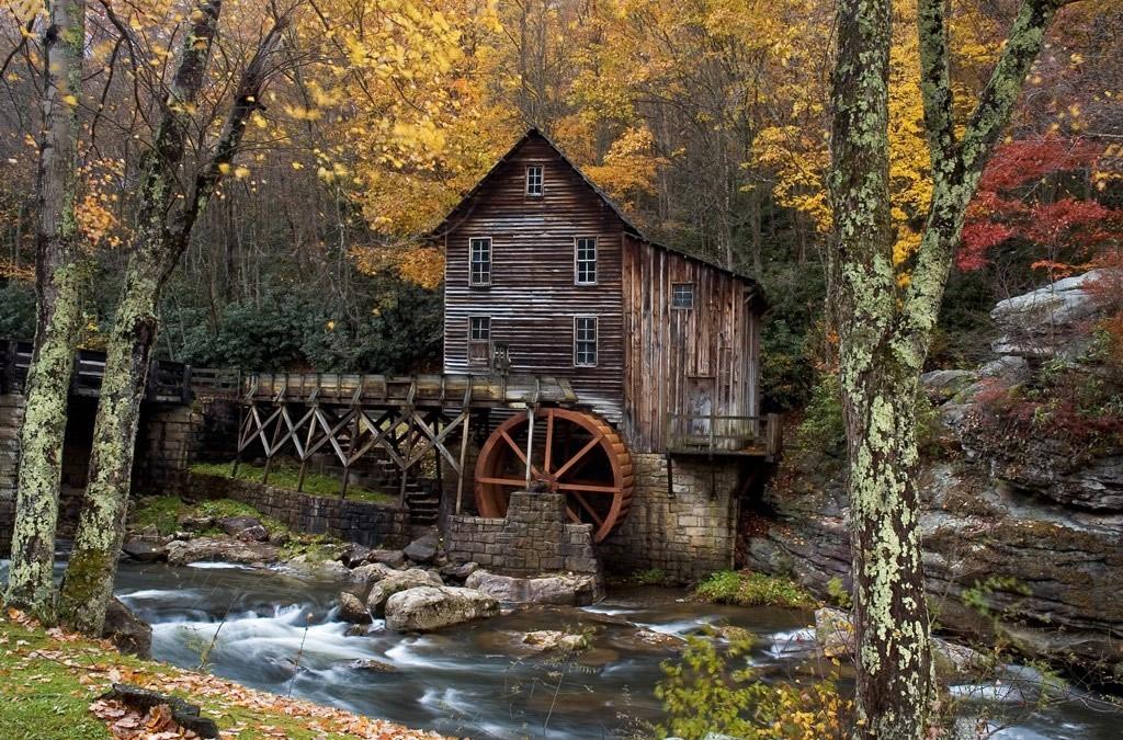 Kauft das Mehl für Brot und Kuchen doch einmal in einer alten Mühle.