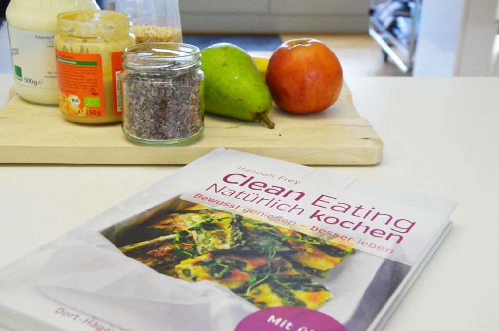 Leckere und gesunde Rezepte nach dem Clean Eating Konzept