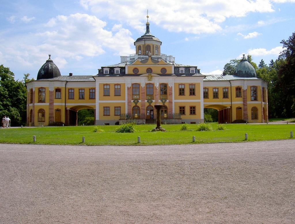 Schloss und Park Belvedere, 99425 Weimar / http://www.klassik-stiftung.de / Foto: © Bill Rand, Flickr
