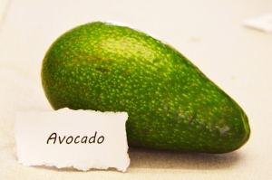 Das Superfood Avocado für einen vegetarischen Brotaufstrich.