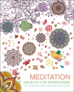 Malbuch für Erwachsene - Meditation