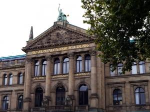Auf der Museumsmeile: Museum Koenig