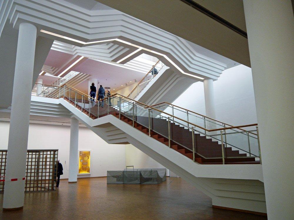 Eines der bedeutendsten Museen für moderne Kunst: Das Museum Ludwig