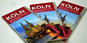 Gewinnt einen von drei Köln-Reiseführern!