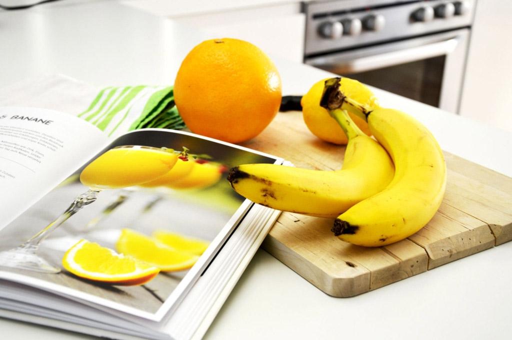 Smoothies sind ideal für eine gesunde und ausgewogene Ernährung