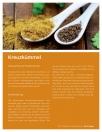 Leseprobe Kochen mit ökologischen Naturgewürzen