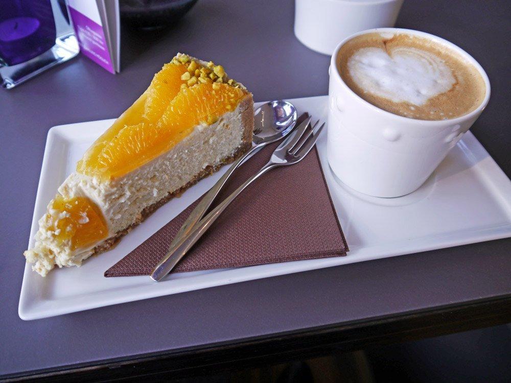 Mein Café-Tipp: Patisserie Passion, Kaiserstraße 34 A, 40479 Düsseldorf