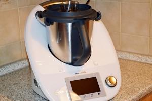 Ein neuer Trend erobert die Küche - der Thermomix TM5