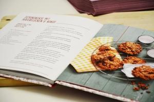 Vegane Kekse aus Schoko, Kokos und Haferflocken