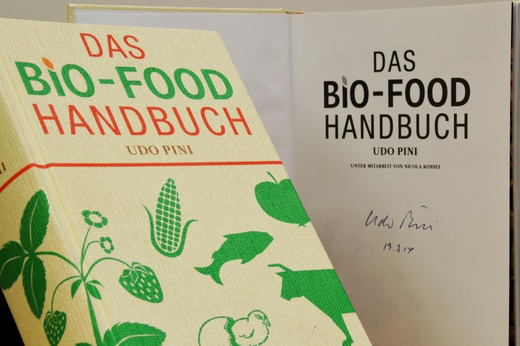 Das Bio-Food-Handbuch: Wir verlosen zwei Exemplare