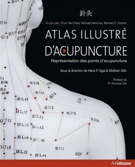Atlas illustré d'acupuncture