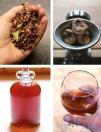 Bier, Wein, Likör & Co. - Rezepte aus dem heimischen Garten