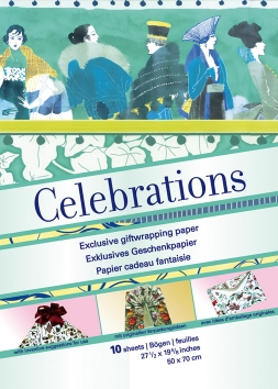 Giftwrap Papers: Celebrations