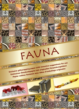 Giftwrap Papers: Fauna