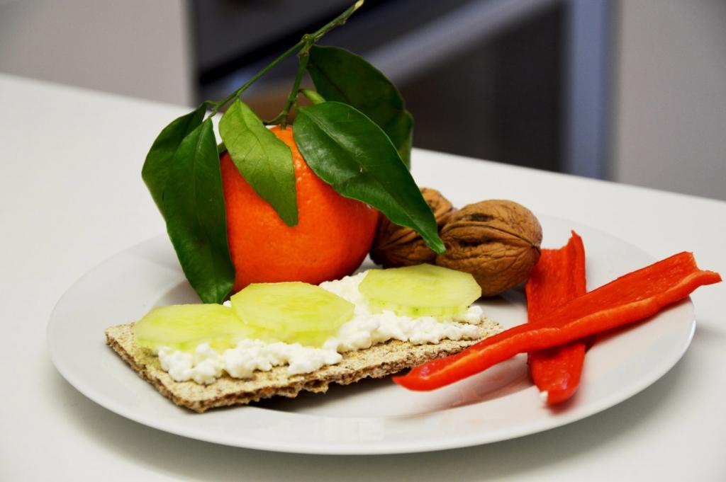Ziel: Mit einem gesunden Frühstück fit in einen neuen Tag starten