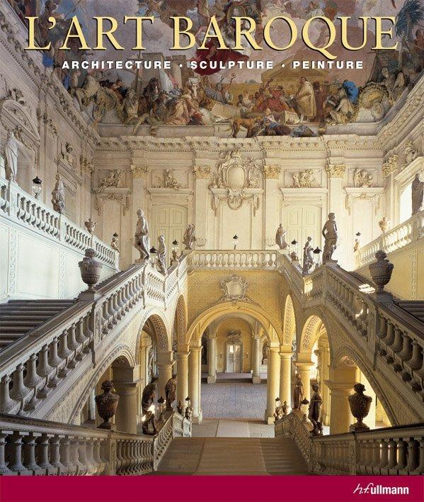 L 39 art baroque commandez votre livre ullmann medien for Art et architecture
