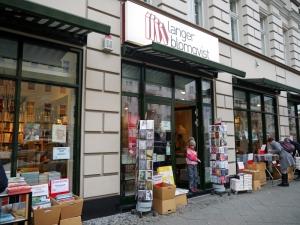 Buchhandlung Langer Blomqvist, Kantstraße 117A, 10627 Berlin