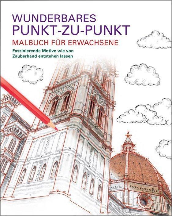 Malen und entspannen: Wunderbares Punkt-zu-Punkt - Buch online ...