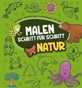 Malen Schritt-für-Schritt: Natur
