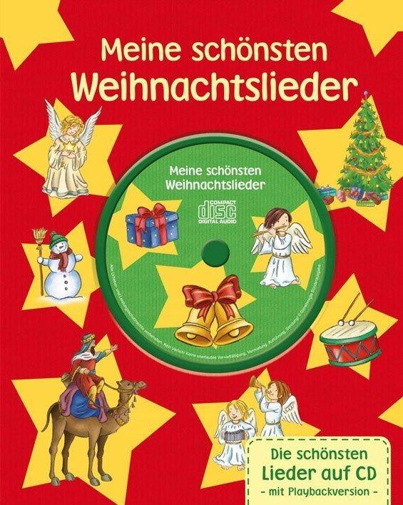 Schönsten Weihnachtslieder.Meine Schönsten Weihnachtslieder Mit Cd Buch Online Kaufen Ullmann Medien