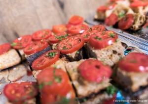 Einfach und lecker: Tomaten-Bruschetta