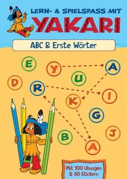 Lern- & Spielspass mit Yakari: ABC & Erste Wörter