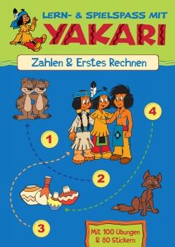 Lern- & Spielspass mit Yakari: Zahlen & Erstes Rechnen