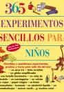 365 experimentos sencillos para niños
