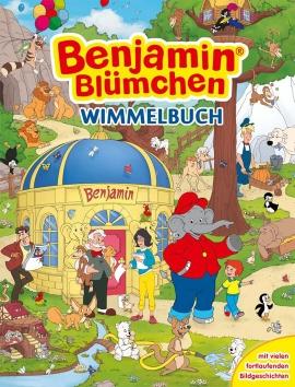 Wimmelbuch: Benjamin Blümchen