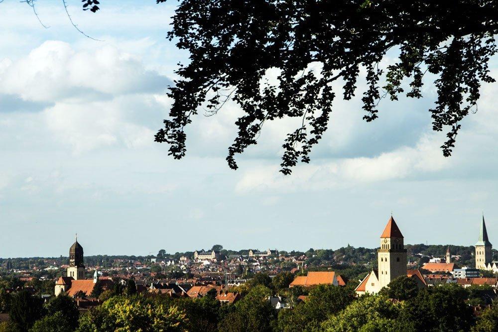 Der Blick auf Osnabrück. Es gibt viel zu entdecken!