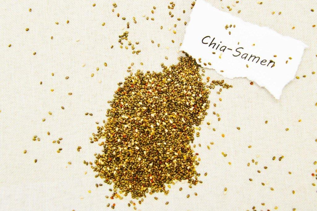 Chia-Samen: Gesunde Zutat für jedes Müsli