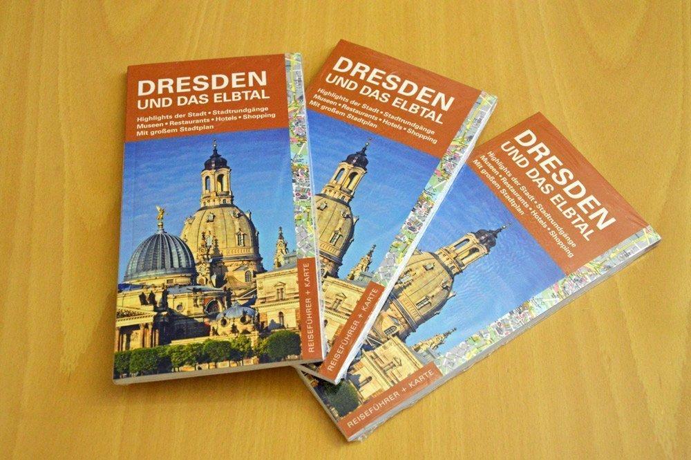 Gewinnt einen von drei Dresden-Reiseführern!
