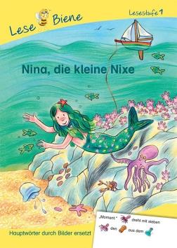 Erstlesebücher: Nina, die kleine Nixe