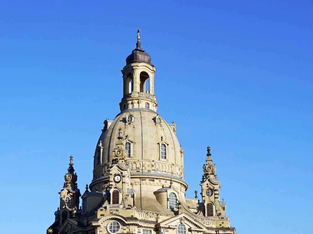 Dresdens bekanntestes Wahrzeichen: Die Frauenkirche